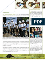 CCT Donor Newsletter April and May 2013