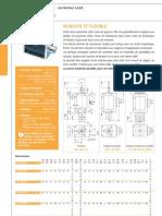 Catalogue Binder Electro Aimants Profile Acier 0507