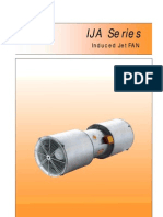 IJA Series Jet Fan
