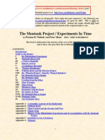 The Montauk Project - Experiments in Time