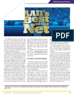AAII journal 13th Annual Best Of The Net Guide 2009