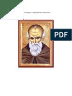 Metoda exegetică a sfântului Maxim Mărturisitorul