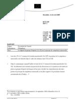 Le rapport du groupe d'experts UA-UE sur le principe de compétence universelle