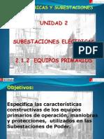 2.1.2 Equipos Primarios