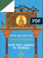 250 Parabole - Sf.ioan Gura de Aur