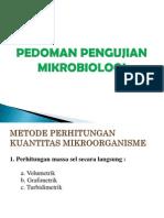 Analisis Kuantitatif m.o