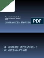gobernancia 2009