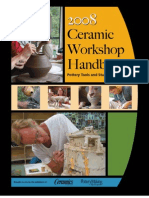 2008 Ceramic Workshop Handbook