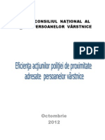 Politia de Proximitate 2012 MP