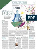 Un Incontro Con Il Poeta Coreano Ko Un - La Repubblica 25.06.2013