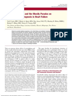 Impact of Obesity and the Obesity Paradox (JACCHF).pdf