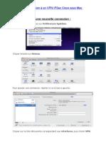 Configure Un Compte Ipsec Sur Mac