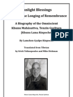 Sunlight Blessings Which Cure the Longing of Remembrance PDF 9