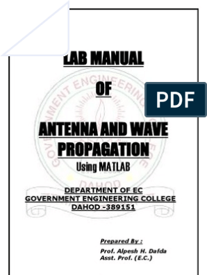 Radiation Patterns | Antenna (Radio) | Electronic Engineering