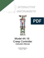 Model 4K-16 Manual
