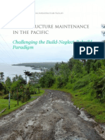 Infrastructure Maintenance in the Pacific