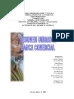 Tema 3 -Resumen- Banca Comercial