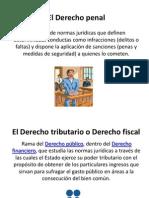 Derecho Fiscal