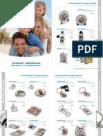 MCprint Eu Fotogeschenke Katalog 2013 Metallwaren