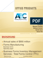 allied office products paper