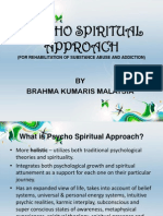 PSYCHO SPRITUAL APPROACH