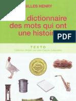 1884 Petit Dico Mots Qui