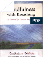Mindfulness With Breathing