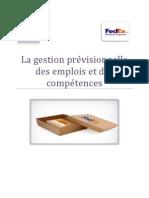 Rapport Fedex