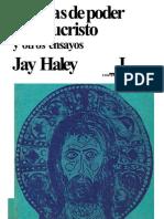 Jay Haley - Las tácticas de poder de Jesucristo