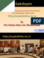 Power Point Presentaion on SCPD