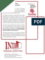 Noticias2013ProyectoUniversidad y Empresa Social