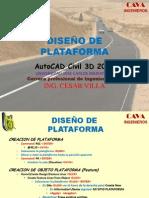 DISEÑO DE PLATAFORMAS