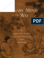 M.Poceski Ordinary Mind as the Way the Hongzhou School and the Growth of Chan Buddhism