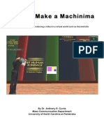 How to Make Machinima