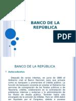 Presentacion Banco de la República