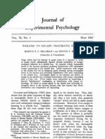 seligman maier 1967.pdf