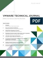 VMware Technical Journal - Summer 2013
