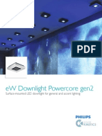 eW Downlight Powercore Gen2 ProductGuide