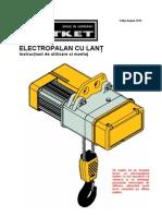 Intructiuni electropalan Uniket