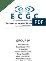 ECGC Slide Share