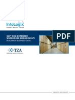 Infologix White Paper Sap Scm Ewm Building a Business Case