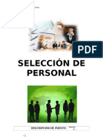 Trabajo Final - Seleccion de Personal