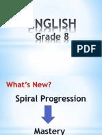 English Grade8