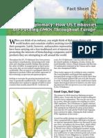 Biotech Diplomacy