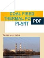 Coal Thermal Power Plant REPORT