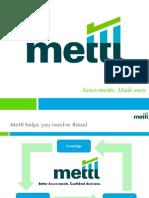 Mettl Overview