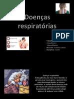 doenças respiratórias - liliana e vania
