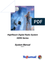 862-02701 HDR5 System Manual Issue 4