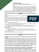 TCU - Informativo de Jurisprudência sobre Licitações e Contratos nº 18