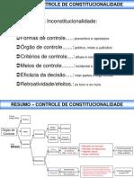 Controle de Const